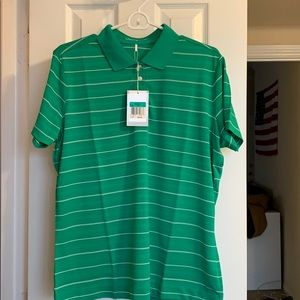 NWT Women's Green Nike Golf Polo